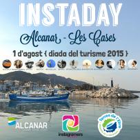 InstaDay a Alcanar i Les Cases d'Alcanar – 1 d'Agost Diada del Turisme
